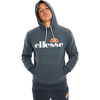 Ellesse SL Gottero hoodie Charcoal 04