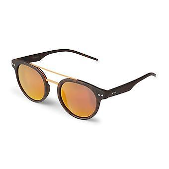 Unisex bruine zonnebril van Polaroid--PLD6006896