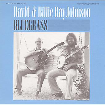 Johnson/Ray - Bluegrass [CD] USA import