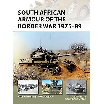 South African Armour of the Border War 197589 by Kyle Harmse