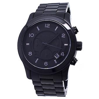 Michael Kors verduisterd landingsbaan Chronograph MK8157 men ' s horloge