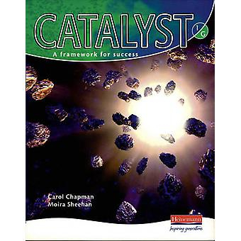 Catalyst 1 Green Student Book by Carol Chapman