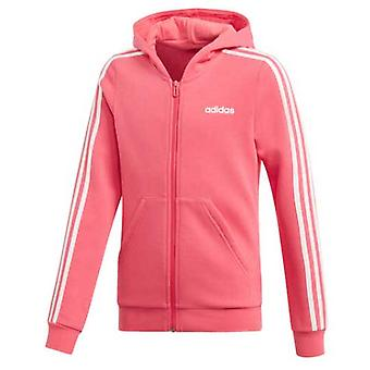 Adidas Girls Essential Full Zip Hoody EH6118