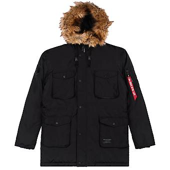 Alpha Industries Giacca invernale Uomo Montagna III