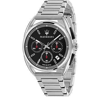 Maserati R8873632003 Herren's Trimarano Chronograph Armbanduhr