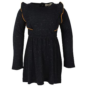 Pienet Rags tyttöjen mekko pronssi Glitters
