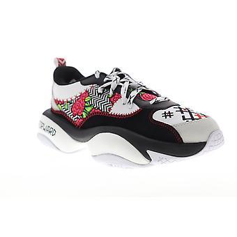 Puma Alteration Jahnkoy Herren Weiß Wildleder Low Top Sneakers Schuhe