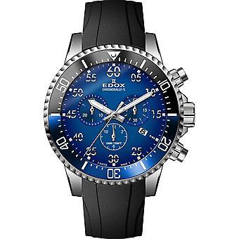 Edox 10227 3NBUCA BUBN Chronorally-S Men's Watch