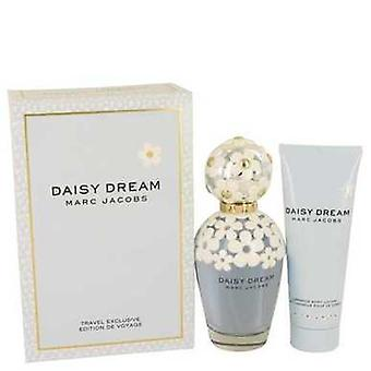 Daisy Dream By Marc Jacobs Gift Set -- 3.4 Oz Eau De Toilette Spray + 2.5 Oz Body Lotion (women) V728-538489
