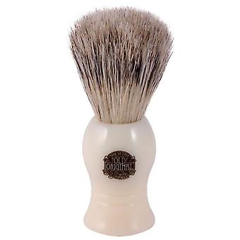 Progress Vulfix No 10 Bristle and Badger Shaving Brush - Ivory Coloured