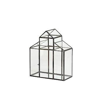 Lys & Levende Deco Box 27.5x13x33cm kirke glass