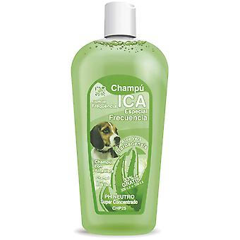 Ica Aloe Vera Frequency Shampoo 400ml (Dogs , Grooming & Wellbeing , Shampoos)