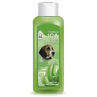 Ica Shampoo Frequency 750 Aloe Vera (Dogs , Grooming & Wellbeing , Shampoos)
