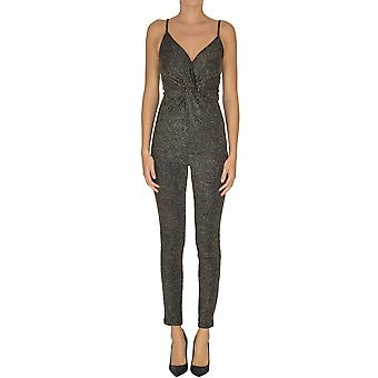 Nam-myo Ezgl430008 Women's Black Nylon Jumpsuit