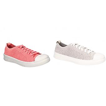 Hush pennut naisten/naisten Schnoodle pitsi up Casual Trainers