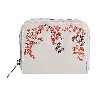 Jewelcity Womens/Ladies Floral Purse