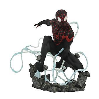 Marvel Premier Spider-Man Miles Morales Standbeeld