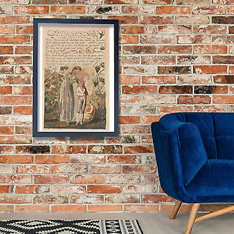 William Blake - Nurses Song Poster Print Giclee