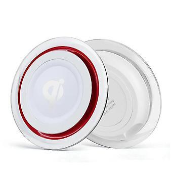 Bakeey 5w bærbar hurtiglading trådløs lader for iphone x xs xiaomi mi9 huawei p30 s10 +
