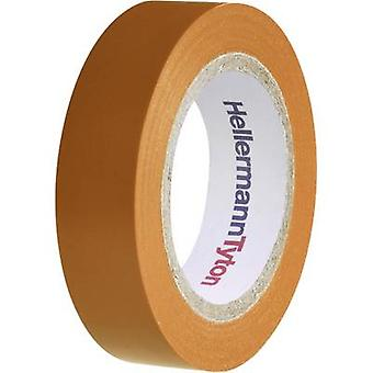 HellermannTyton HelaTape Flex 15 710-00110 Elektroband HelaTape Flex 15 Orange (L x B) 10 m x 15 mm 10 m