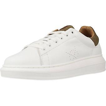 Menorquinas Popa Sport / Valnera Color Blanverd Shoes