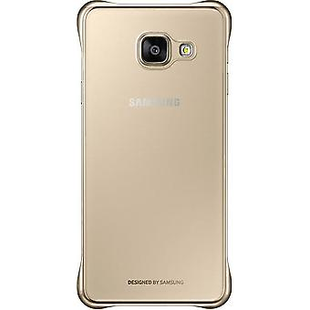 Samsung Clear Cover for Galaxy A3 (2016) gold