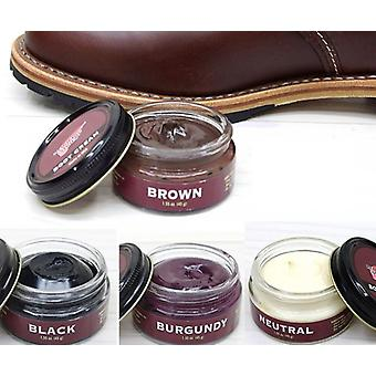 Red Wing Boot Cream - Neutral, Black, Brown, Oro Russet and Burgundy
