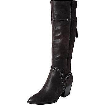 Bella Vita Women's ELEANORII Fashion Boot, Smoke, 9 XW US