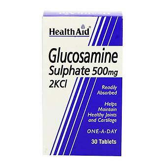 HealthAid Glucosaminsulfat 500mg Tabletten 30 (803310)