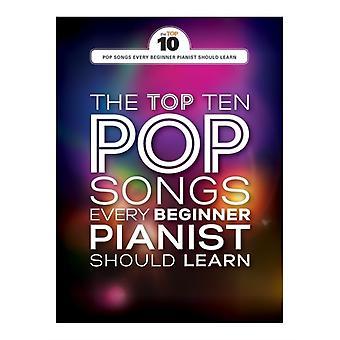 The Top Ten Pop Songs Every Beginner Pianist Should Learn