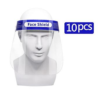 YANGFAN Transparent Double-Sided Anti-Fog Protective Mask