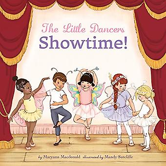 The Little Dancers - Showtime! by Maryann Macdonald - 9781250094070 Bo