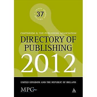 Directory of Publishing 2012 - Verenigd Koninkrijk en de Republiek Irel