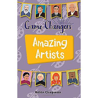 Reading Planet KS2 - Game-Changers - Amazing Artists - Level 6 - Jupite
