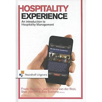 Hospitality Experience by Frans Melissen - 9789001813857 Book