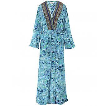 Inoa Atlantis Luxe Silk Robe