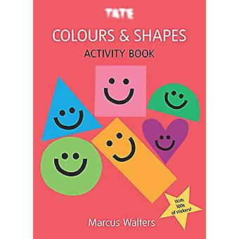 Colours & Shapes - Sticker Activity Book by Marcus Walters - 97818