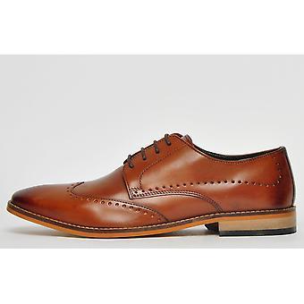 Ikon Classic Howard Leather Tan Brown / Spice
