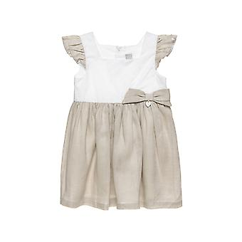 Alouette Girls' Dress With Bow