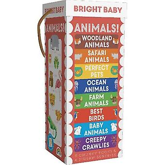 Book Tower - Animals by Fiona Powers - 9781784681791 Book