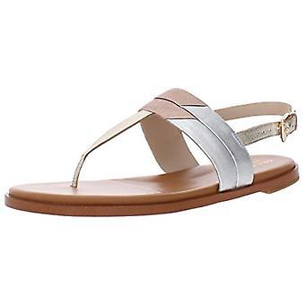 Cole Haan Womens Ainslee GRD TSTP SDL Split Toe Casual T-Strap Sandals