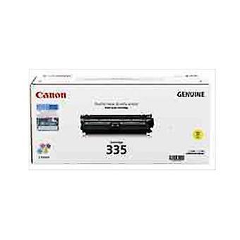 Canon Cart335Yh Std Gele Toner Cartridge