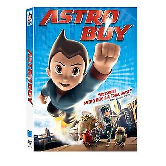 Astro Boy [DVD] Yhdysvallat tuoda
