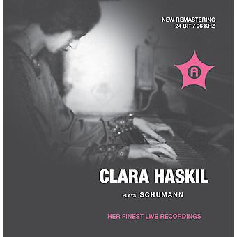 Clara Haskil - Plays Schumann [CD] USA import