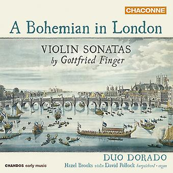 Bohemian In London [CD] USA import