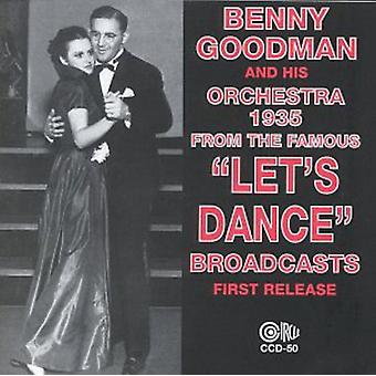 Benny Goodman - 1935-From the Famous Let's Dan [CD] USA import