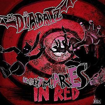 As Diabatz - Nightmares in Red [CD] USA import