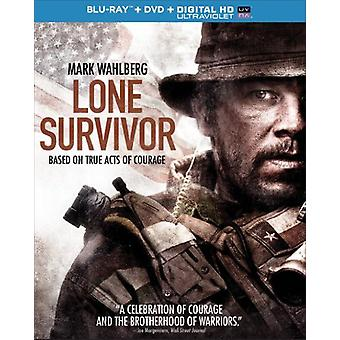 Lone Survivor [BLU-RAY] USA import