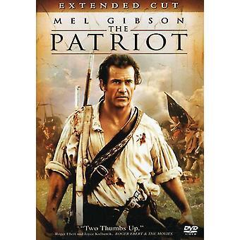 Patriot [DVD] USA tuonti