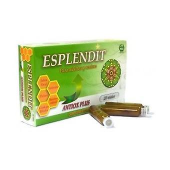 Esplendit Adults and Seniors 20 vials